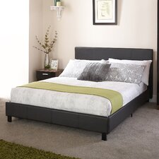 Beth Upholstered Panel Bed