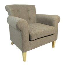 Herringbone Arm Chair