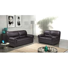 Carrie 2 Piece Sofa Set
