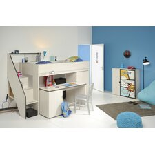 Picon Double Mid Sleeper Bedroom Set