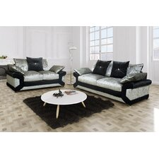 Vagos Sofa and Loveseat Set