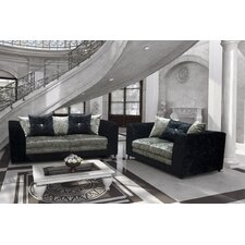 Tocha Sofa and Loveseat Set