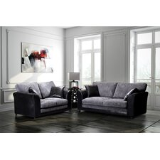 Lamosa Sofa and Loveseat Set