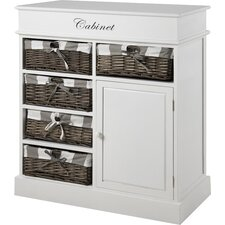 1 Door 5 Drawer Cabinet