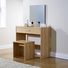 Schminktisch-Set Uli mit Spiegel