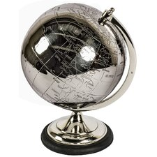 World Stainless Steel Globe