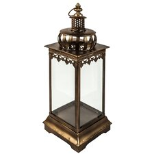 Metal / Glass Lantern