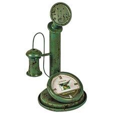 Tischuhr Air Pump