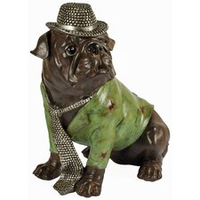 Blake the Bulldog Statue