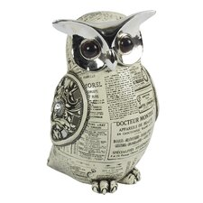 Oscar The Owl Sculpture