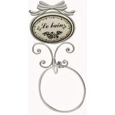 Le Bain Wall Mounted Towel Ring
