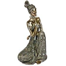 African Queen Statue