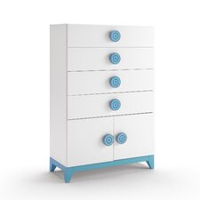 Pamplona 4 Drawer Chest of Drawers