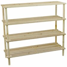 4 Tier Shoe Stand Rack