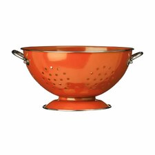 Retro Stainless Steel 23cm Colander