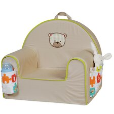 Kids Foam Chair with Storage Compartment