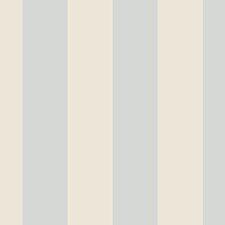 "Simply Stripes II 32.7' x 20.5"" Tent Stripe Wallpaper"