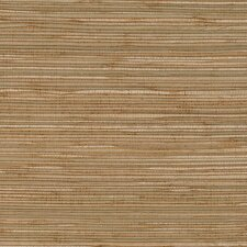 "Decorator Grasscloth II 24' x 36"" Fine Seagrass Wallpaper"