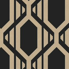 "Shades 32.7' x 20.5"" Gatsby Wallpaper"