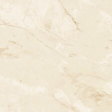 "Illusions 32.7' x 20.5"" Carrara Marble Texture Wallpaper"