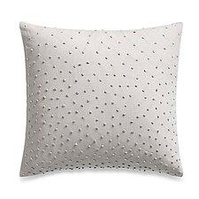 Sequins Textured Knot Throw Pillow