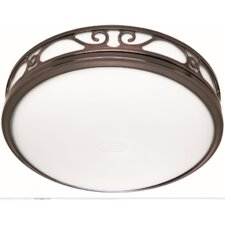Sona 110 CFM Bathroom Fan with Light