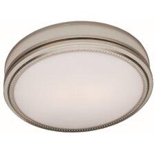 Riazzi 110 CFM Bathroom Fan with Light