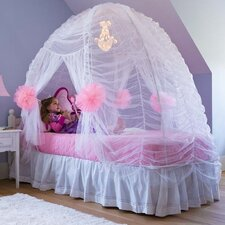 Fairy-Tale Bed Tent