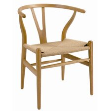 Solid Wood Dining Chair Set (Set of 2)