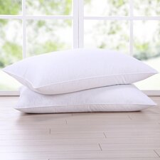Goose Feather and Down Pillow (Set of 2)