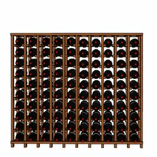 Premium Cellar Series 100 Bottle Floor Wine Rack