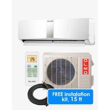Olmo 12,000 BTU Mini Split Conditioner with Remote