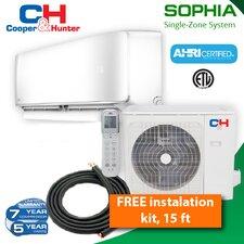 Sophia 30000 BTU Energy Star Split Air Conditioner with Remote