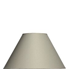 "18"" Classic Linen Empire Shade"