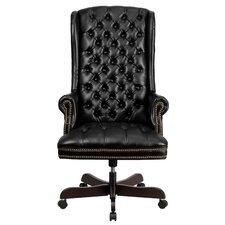 Bellin Clark High-Back Leather Executive Chair