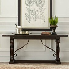 Gallaudet Flip Top Console Table