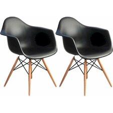 Paris Tower Arm Chair (Set of 2)
