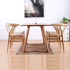 Modern V 5 Piece Dining Set