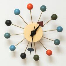 "5"" Color Bubble Wall Clock"