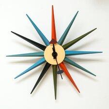 "3"" Star Clock"