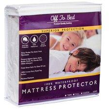 100% Waterproof Cover Hypoallergenic Mattress Protector