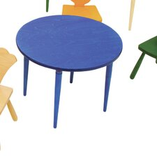 Kids Round Arts and Crafts Table