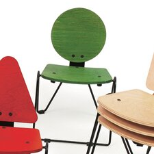 Shape Circle Kids Novelty Chair
