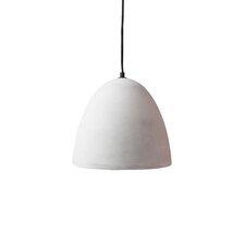 Modern Concrete 1 Light Mini Pendant
