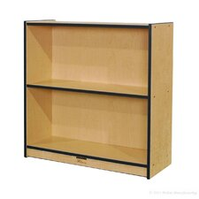 "Single-Sided 36"" Bookcase"
