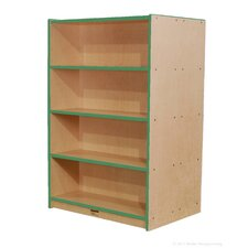 """Double-Sided 60"""" Bookcase"""