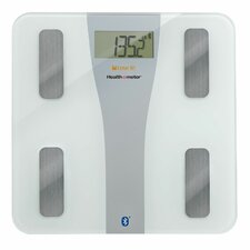 Health O Meter Lose It! Bluetooth Bath Scale