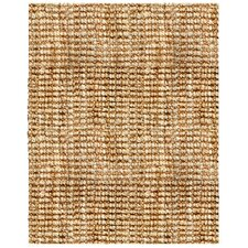 Helvetia Reversible Hand-Woven Natural Indoor Area Rug