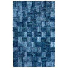 Ironside Susa Hand-Tufted Blue Area Rug