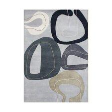 Hazel Hand-Tufted Gray Area Rug